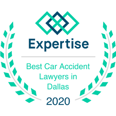 EXPERTISE-BEST CAR ACCIDENT LAWYERS IN DALLAS After reviewing 336 lawyers/law firms in the city applying 25 rating variables across 5 categories, EXPERTISE rated our firm as one of the Best 25 Car Wreck Firms in Dallas.