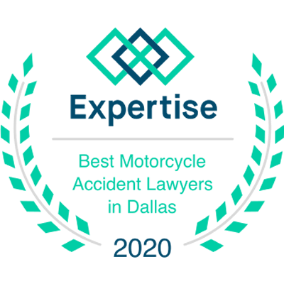 EXPERTISE-BEST MOTORCYCLE ACCIDENT LAWYERS IN DALLAS After reviewing 1,016 lawyers/law firms in the city applying 25 rating variables across 5 categories, EXPERTISE rated our firm as one of the BEST 17 Motorcycle Accident Lawyers in Texas