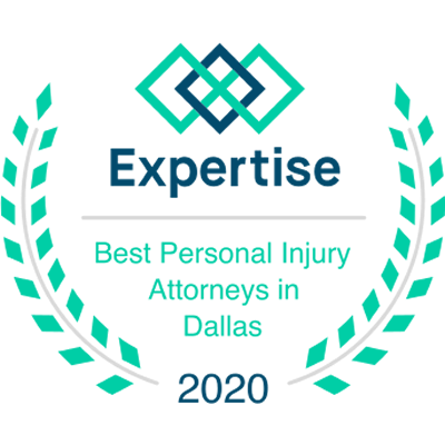 EXPERTISE-BEST PERSONAL INJURY ATTORNEYS IN DALLAS After reviewing 908 lawyers/law firms in the city applying 25 rating variables across 5 categories, EXPERTISE rated our firm as one of the Best 25 Personal Injury Firms in Dallas.